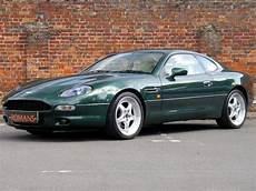 aston martin db7 3 2 i6 manual 1 owner low mileage for