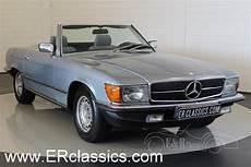 Mercedes 280 Sl Cabriolet 1983 For Sale At Erclassics