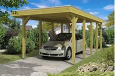 Holz Carport Kaufen - holz carport bausatz skanholz 171 friesland holzdach