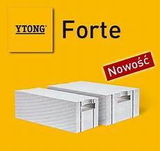 Ytong Forte 24 Cm P W Pp2 5 0 4 Kl 400 Beton Kom 243 Rkowy