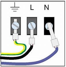 N Und L Strom - elektrischen anschluss einer umw 228 lzpumpe herstellen
