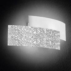 applique da parete moderni lara lada da parete piccola in vetro 6 colori gea luce