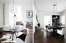 scandi home decor simple black and white scandinavian interior in b w