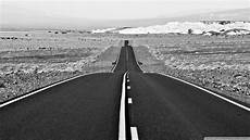 black and white road iphone wallpaper black and white landscapes nature roads wallpaper
