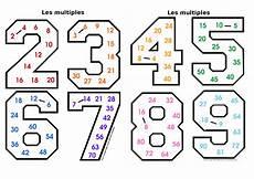 jeux pour apprendre les tables les multiples apprendre les tables de multiplication