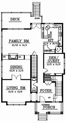 house plans and more com pillman shingle craftsman home plan 015d 0075 house