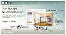 behr paint colors paint your place color visualizers useful online tools apps