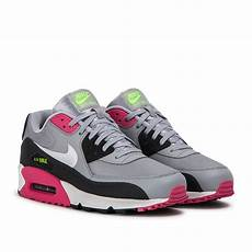 nike air max 90 essential grau pink aj1285 020