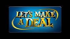 let s let s make a deal