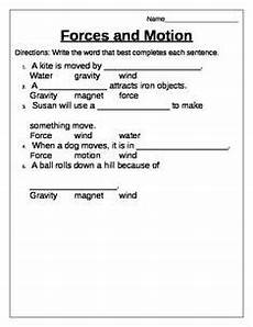 science worksheets on and motion 12334 new 926 grade gravity worksheets firstgrade worksheet