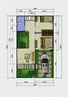 Dapatkan Gambar Desain Dan Denah Rumah Minimalis Type 36