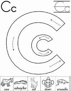 free letter c worksheets for kindergarten 23463 alphabet letter c worksheet preschool printable activity traditional block manuscript