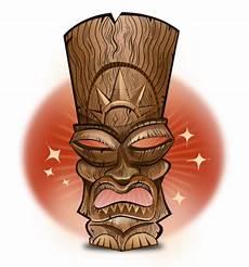 Tiki Mask Object Bomb