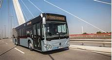 Mercedes Citaro Tests Eurotransport