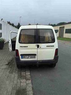 Peugeot Partner Diesel Mit Lkw Zulassung Bj 99 Tolle