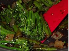 easy broccolini with oyster sauce_image