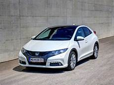 2013 Honda Civic 1 8 I Vtec Executive Auto Car Skoda Rapid