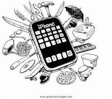 Malvorlagen Kostenlos Ausdrucken Handy Handy Iphone Gratis Malvorlage In Beliebt09 Diverse