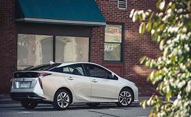 2018 Toyota Prius  Interior Review Car And Driver