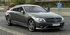 cl 500 coupe mercedes cl class