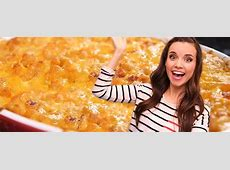 salsa spiked macaroni and cheese image