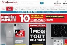 Conforama Code Promo De 10 Valide M 234 Me Sur Les Soldes