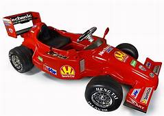 Review Of F1 12v Battery Powered Ride On Car Red A Well