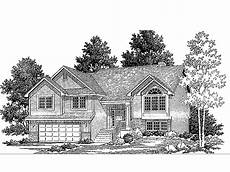 split level house plans with attached garage split level house plans attached garage house plans 24102