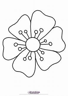 Malvorlage Exotische Blumen Malvorlagen Blumen Und Pflanzen Mulenjas