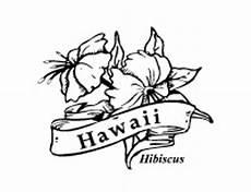 hawaii flowers drawing at getdrawings free