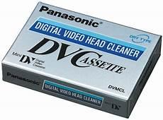 panasonic mini dv cassette panasonic ay dvmclc mini dv cleaning cassette
