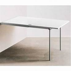 table murale extensible table console extensible pallo design blanche ebay