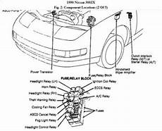 1990 Nissan 300zx Tried To Install An Lifier And Now The