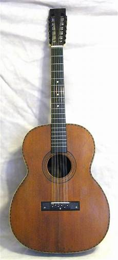The Birth Of The American 12 String Guitar By Gregg Miner