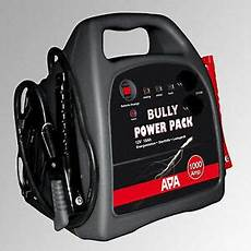 Power Pack Bully Mobile Jump Start 16526 Booster Cable
