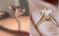 20 diamond engagement rings from instagram deer pearl flowers part 2