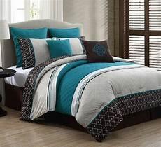 new beautiful luxurious queen size bed 8 piece comforter bedroom bedding ebay