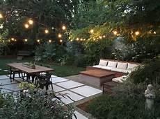 Stylish Backyard Ideas Creating Cozy Outdoor Seating Area Open Air Home Theater