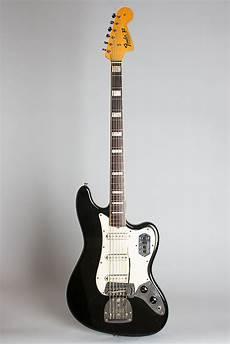 Fender Bass Vi Electric 6 String Bass Guitar 1971 Ser