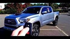Toyota Tacoma Trd Sport Review