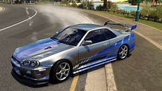 2 Fast 2 Furious Nissan Skyline Forza