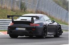 upcoming porsche gt2 rs will be most powerful 911