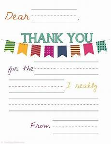 thank you card template for students from free printable thank you notes for awesome