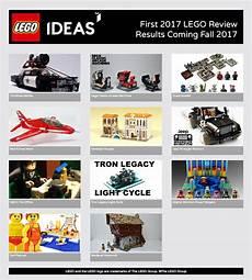 lego ideas lego ideas 2017 review results