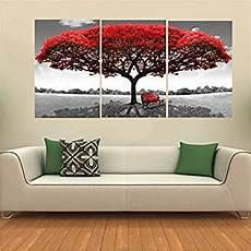 toile de mur de toile prune fleur copie d sur toile