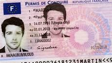 le tout nouveau permis de conduire disponible lundi