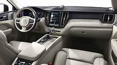Volvo Xc60 2017 Dimensions Boot Space And Interior
