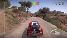wrc 7 rally mexico skoda fabia r5 gameplay and replay