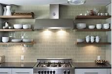 Küche Offenes Regal - offene regale funktionale stauraum ideen in form regalen