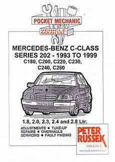 small engine repair manuals free download 1999 mercedes benz slk class electronic valve timing 1993 1999 mercedes benz c class w202 c180 c200 c220 c230 c240 c280 1 8 2 0 2 3 2 4